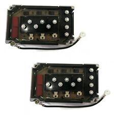 (2) CDI Switchbox Power Pack fits Mercury 1990-1993 75hp, 1992-1998 100hp Engine