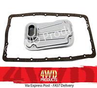 Auto Transmission Filter kit for LandCruiser UZJ100 4.7P-V8 HDJ100 4.2TDi 02-07