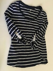 Used Pre Owned Size Xs Tommy Hilfiger Striped Shirt