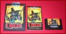 Chakan The Forever Man for the Sega Genesis System Boxed Complete!