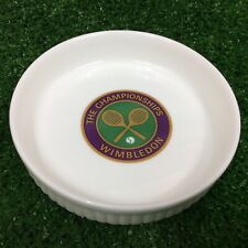 Wedgwood Wimbledon Tennis 1982 China Bowl - The Championships - Made In England