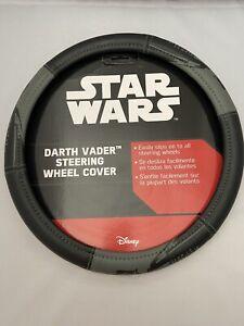"Disney Darth Vader Star Wars Steering Wheel Cover  14.5"" to 15.5""(fit HONDA)"
