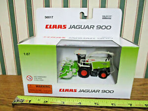 Class Jaguar 900 Forage Harvester By Norscot 1/87th Scale >
