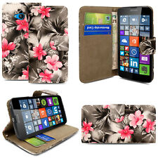 For Nokia 2 3 5 6 7 8 3.1 5.1 Leather Magntic Wallet Flip Lumia Phone Case Cover