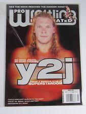 Pro Wrestling Illustrated Magazine y2j March 2002