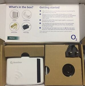 O2 Boost Box Alcatel-Lucent Model 9361 Home Cell Askey V3 New in box