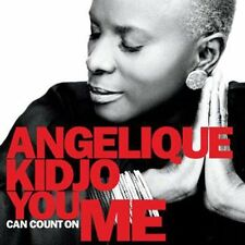 Angelique Kidjo - You Can Count On Me (4 Track EP) [CD]