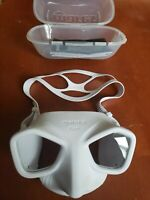 New 2019 Mares Viper Dive Mask White Spearfishing Freediving 421411