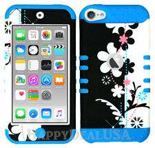 For Apple iPod Touch iTouch 5 | 6 - KoolKase Hybrid Cover Case - Flower 72