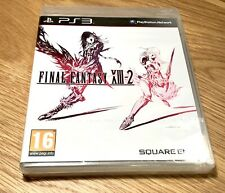 Final Fantasy XIII-2 Ps3 Game. Sony PlayStation 3, New Sealed