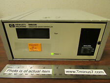 Hp Agilent 59822B Ionization Gauge Controller Tested Pushed In Rear Panel