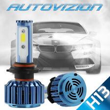 AUTOVIZION LED HID Headlight H13 9008 6000K for Nissan NV200 2013-2016