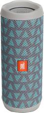 JBL Flip 4 Waterproof Portable Bluetooth Speaker (Special Edition - Gray/Teal)