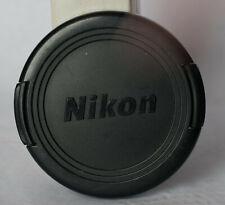 Nikon 46mm clip on lens cap.