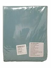 The Company Store Sea Side Classic Percale Fitted Sheet Queen 60x80in