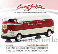 Greenlight 1950 General Futurliner Parade of Progress 1:64 29843 Barrett Jackson