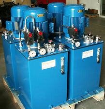 Hydraulic power unit 10 H.P. Electric 10 GPM Pump three phase OR ???