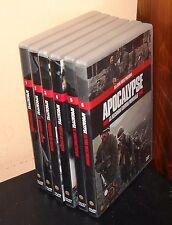Serie 6 Dvd APOCALYPSE La Seconda Guerra Mondiale WWII Cinehollywood 2010