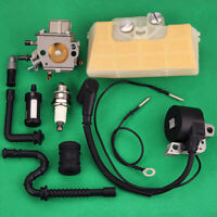 Carburetor Ignition Coil Air Filter intake Boot For STIHL MS290 MS310 MS390 029