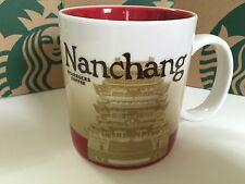 new China 2012 Starbucks chinese City Mugs of nanchang 16oz