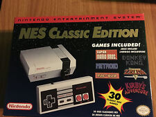 Nintendo Nes Classic Edition Mini Console - New In Box Ready to Ship