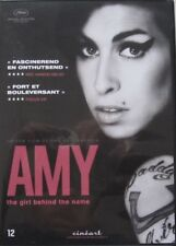 AMY - THE GIRL BEHIND THE NAME   - DVD
