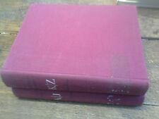 Dictionnaire biographique des auteurs - Laffont - Bompiani complet en 2 tomes