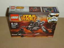 Lego Star Wars 75079: Shadow Troopers - Brand New/Sealed