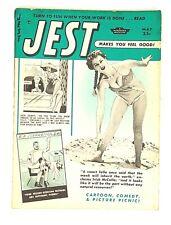 JEST Magazine May 1957 Humorama Bill Ward Bill Wenzel Dan DeCarol Machamer GGA