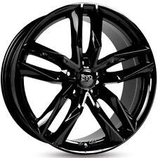 MAM RS3 8,5x19 5x112 ET45 BP black painted VW Golf Passat Tiguan Touran 57,1