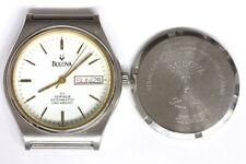 Bulova 21 jewels ETA 2846 automatic mens watch - Swiss made 1D13M