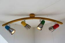 Plafonniers et lustres multicolore en bois pour la chambre