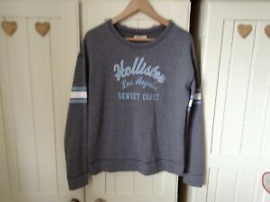 Lovely Ladies Top From Hollister Size L