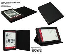 Tasche für Sony E-Book PRS-T3 PRS T3 m. Ständer Schlaffunktion Case Etui schwarz