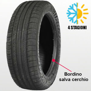 Pneumatici 205 55 16 94W 4 stagioni Gomme ricoperte eco All season Made in Italy
