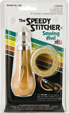 Speedy Stitcher Sewing Awl SEW200 Includes Speedy Stitcher Sewing Awl, 2 needles