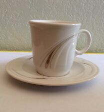 SYRACUSE  COMPTON CHINA CUP AND SAUCER