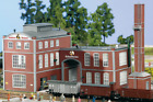 Piko HO Scale 61149 Classic Line Schultheiss Brewery, Building Kit (HO-Scale) HH