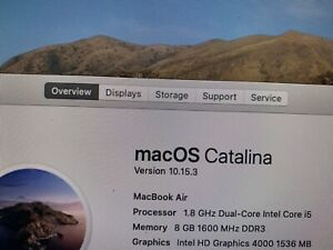 MacBook Core i5, 8GB 256gb Base Only - USE Like Mac MINI - NP11 Pick Up Only