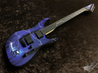 LTD Ride The Lightning Electric Guitar With Hard Case Used Free Shipping Japan