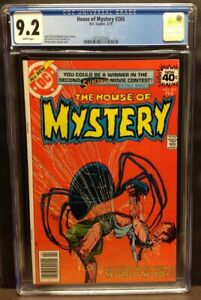 HOUSE OF MYSTERY #265 2/79(DC) CGC 9.2 #3711321025