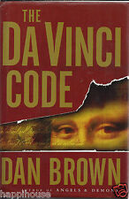 The Da Vinci Code 2003 Dan Brown / Stated 1st Edition