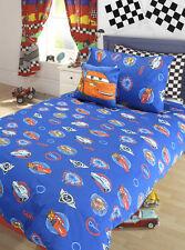 Cars Pixar MCQUEEN SINGLE Quilt Doona Cover Set NEW