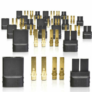 Buchsen (weiblich) / Stecker männlich TRX3080 / TRX3070 kompatibel Traxxas (TRX)