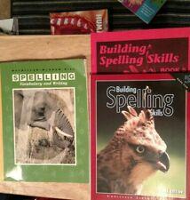SALE Homeschooling?? Grade 5 McMillan spelling & CLP spelling skills answer key