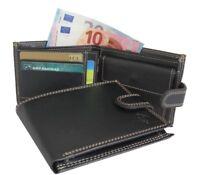 Portefeuille HOMME Porte-monnaie Porte-cartes Couleurs au choix LLLNN