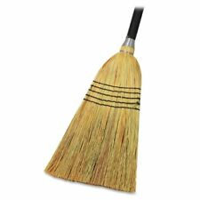 "Genuine Joe Janitor Lobby Blend Broom - 11"" Wide (GJO58563)"