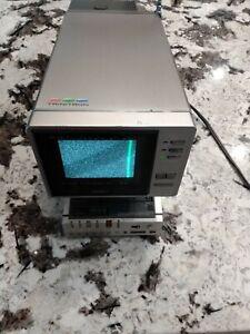Vintage Sony Trinitron Tiny TV