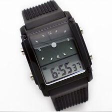 Unisex Mens Digital Led Business Military Sports Chronograph Quartz Wrist Watch
