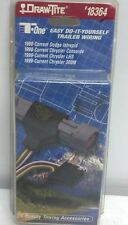 DRAW-TITE 18364 TRAILER WIRING HARNESS, 1998-CURRENT CHRYSLER CONCORDE,LHS,300M